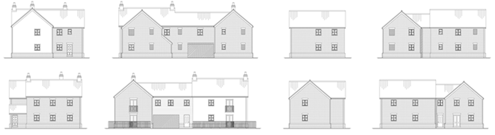 Click to Enlarge | Melton Builders | Future Developments - Littlefields Dereham